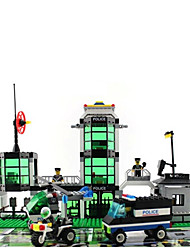 Department  Bureau Helicopter Building blocks