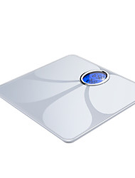 Intelligent Bluetooth Health Weight Scale Household Mini Glass Body Electronic Scale