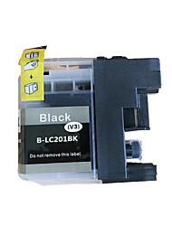 lc201 картриджи с чернилами для картриджей Brother MFC-j885dw принтер (черный)