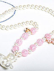 Girls Necklace,All Seasons Others Pink