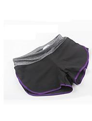 Corrida Shorts largos Mulheres Respirável / Secagem Rápida / Confortável Nailom / Náilon Chinês Corrida Esportivo Inelástico SoltoRoupas