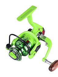 Molinetes Rotativos 5.2:1 11 Rolamentos TrocávelIsco de Arremesso / Pesca no Gelo / Rotação / Pesca de Água Doce / Outro / Pesca de Isco