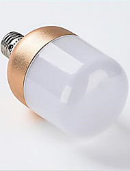 13W E27 1100LM Warm Cool White Color Led Globe Light Bulb Rose Gold Shell (AC160-265V)