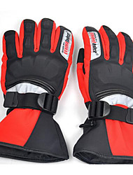 Motorcycle Racing Riding Gloves Nontoxic Odorless Water Resistant Breathable Slip Drop Resistance
