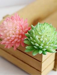 Técnicas verde 1pç Crafts Floral