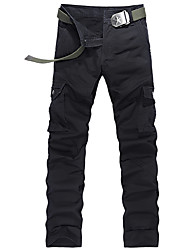 Autumn big yards leisure more than young men bag trousers loose straight outdoor sports pants BDC-1519