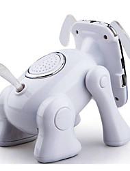 Cartoon Robot Dog Bluetooth Speaker Mini Home Theater Phone Stereo Support Car Audio