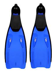 Palmes de plongée Etanche / Protectif Plongée & Snorkeling Caoutchouc Bleu / Violet
