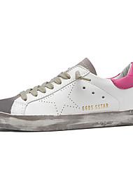 Da donna-Sneakers-Casual-Ballerine-Piatto-Raso-Nero / Blu / Rosa / Grigio