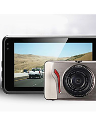 Metal Shell Wide-Angle 1080P HD Vehicle Driving Recorder