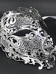 Ferro Decorações do casamento-1Piece / Set MáscaraAniversário / Natal / Halloween / Dia Dos Namorados / Ação de Graças / Noivado /