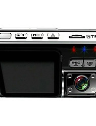 i1000 cámara gran angular de la visión nocturna HD que conduce el registrador mini coche vehículo que viaja registrador de datos