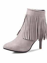 Women's Boots  / Fashion Boots / Basic Pump / Pointed Toe Wedding / Office & Career / Party & Evening