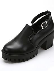 Women's Heels Spring / Summer / Fall / WinterHeels /Motorcycle Boots / Bootie / Boat / Basic Pump / Comfort /
