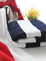 """100% хлопок-70*140cm(27""""*55"""")-Окрашенная пряжа-Банное полотенце"""