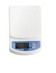 escalas de electrónica de cozinha (gama de pesagem: 2 kg /0.1 g)
