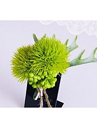 Polyester Wedding Decorations-1Piece/Set Unique Wedding Décor Engagement / Wedding Garden Theme Green