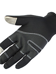 Ski Gloves Winter Gloves Unisex Activity/ Sports Gloves Keep Warm / Windproof / Touch Gloves Gloves Ski & Snowboard / SnowboardingCanvas