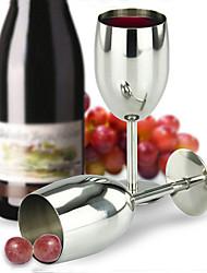 vin en acier inoxydable verre tasse gobelet de verre de champagne