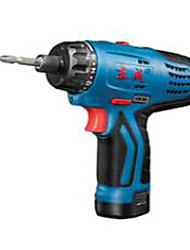 Dcpl8 (Type B) Plug-In 12 V Two-Speed Electric Screwdriver Machine And Speed Drill Lithium-Ion Batteries