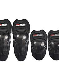 pró-biker carbono leve de fibra de corrida tática de proteção joelheiras corridas protector de joelho equipamentos de proteção
