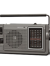radio portátil banda mundo lleno / radio económico / ambiental / dínamo