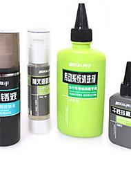 dispositivo de lavagem de ciclismo corrente da bicicleta de montanha de lubrificação de limpeza detergente petróleo e ferramentas de