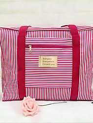 Oxford Cloth Bag Travel Korean Folding Portable Clothes Bag Thickened Tourism