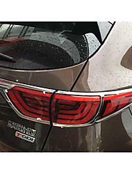KIA KX5 Modified Special Rear End Lamp Cover Decorative Frame ABS Plating After The Tail Light Cover Light