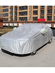 Sunshade Sunshade Larkin Bright Silver Aluminum Film Cover Of Automobile Sunshade Cover Cool Rain Cover