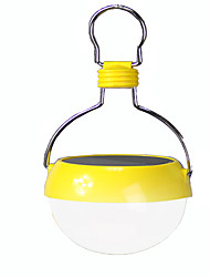 Led Outdoor Camping Tent Lamp Light Solar Rechargeable Lights Intelligent Light-sensitive Sensor with Hanging Lights