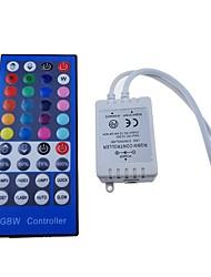 RGBW 40key инфракрасный подключить беспроводной ИК-пульт дистанционного управления 2а * 4 канала для полосы (DC 12-24В)