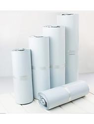 Express Bag Thickening White Express Packaging Bag Waterproof Plastic Damage Sealing Garment Packing Bag