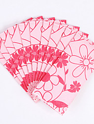 100% virgin pulp 50pcs Flowers Wedding Napkins