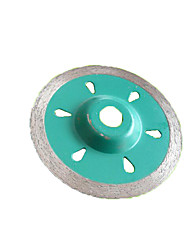 The Bowl Shaped Cutting Grinding Stone Cutting Grinding Of Diamond Saw Blade