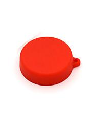 Аксессуары GoPro крышка объектива / Аксессуары Кит Удобный, Для-Экшн камера,Xiaomi Camera Универсальный 1PCS силиконовый