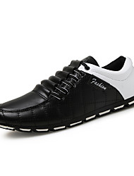 Men's Casual Leather Shoes Business Shoes