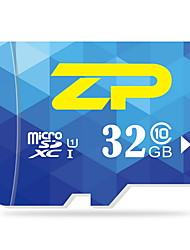 UHS-i 32gb zp u1 / aula 10 microSD / microSDHC / microSDXC / tfmax ler speed80 (mb / s)