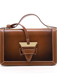 Women's  Classic  Fashion  Crossbody Bag  brown  black  Wine red