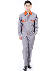Summer Short-Sleeved Overalls Suit Men and Auto Repair Service Tooling Kit (Sold Separately 175)