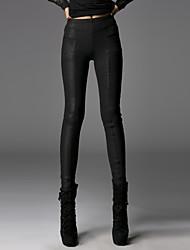 Punk rave pk-008 Vintage / sexy / moulantes extensible pantalon skinny moyennes des femmes
