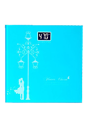 Cartoon Weight Scale Intelligent Electronic Scale Home Electronic Said