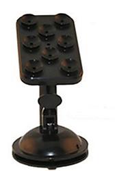 8 tipo de sucção titular do telefone móvel para rodar, 360 graus criativo de navegação do telefone móvel de apoio suporte de preguiçoso