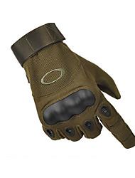 faucon noir extérieur des gants tactiques pleines moto gants de protection totale