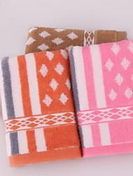 Waschtuch-100% Baumwolle-gefärbter Garn-34*75cm