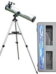 Visionking 3 дюйма 76 - 700мм рефлектор ньютоновской астрономический телескоп новый 1