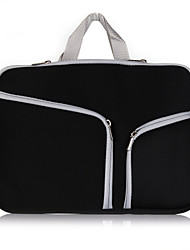The New Double Zipper Pocket Handbag for MacBook AIR11.6/13.3 Air/13.3 Retina/13.3 Pro