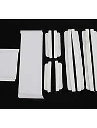 Fangcatiao Door Bar Body Collisionglue Auto Supplies With A White Car Car Door Strip