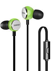 Edifier H293P Microauricolari interniForLettore multimediale/Tablet / Cellulare / ComputerWithDotato di microfono / Hi-Fi