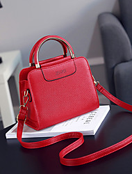 M.Plus® Women Fashion Solid Messenger/Shoulder Crossbody Bag/Handbag Tote